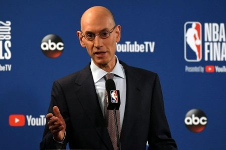 NBA reaches deal to make MGM Resorts its first official gaming partner