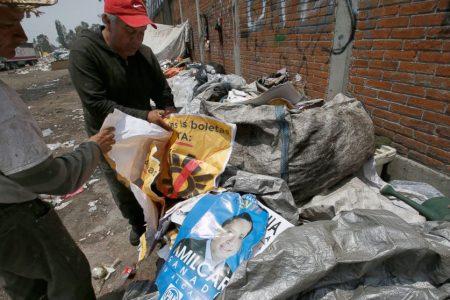 Mexicans welcome pre-vote quiet ahead of major election