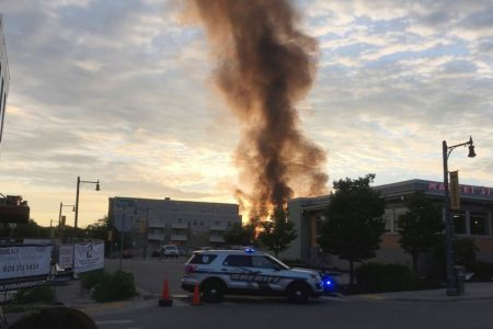 The Latest: Wisconsin police lower number injured in blast