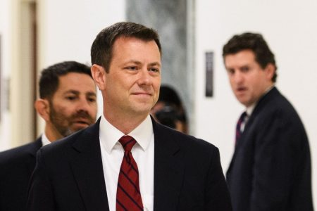 FBI agent Peter Strzok feuds with GOP critics at hearing