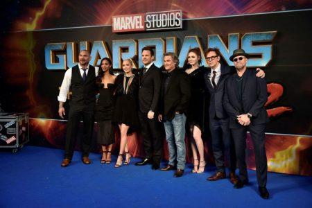 Chris Pratt, 'Guardians of the Galaxy' cast sign letter urging Disney to rehire James Gunn