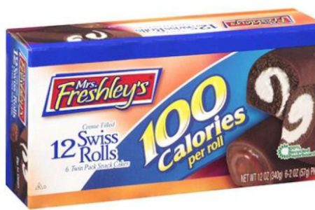 A popular Swiss Roll brand sold at Walmart, Food Lion, and HEB is being recalled amid salmonella scare