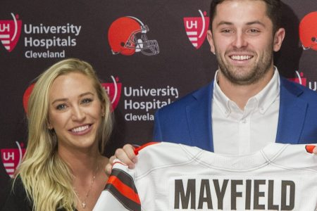 Browns QB Baker Mayfield proposed to girlfriend