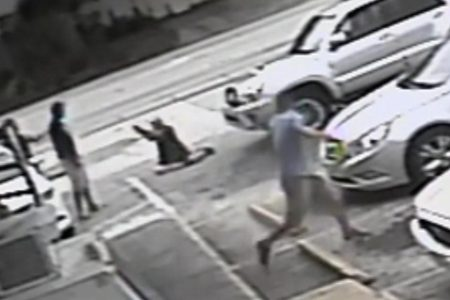 "Florida parking lot shooting raises questions about state's ""stand your ground"" law"
