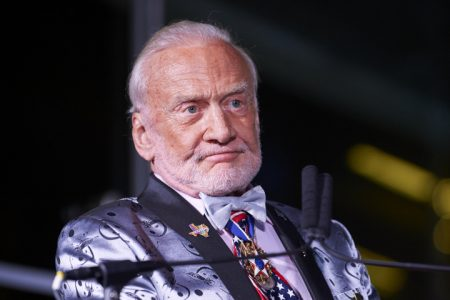 Buzz Aldrin Did Not Attend Gala Kicking Off the 50th Anniversary of the First Moon Landing