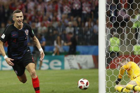 The Latest: Trippier gives England 1-0 lead over Croatia