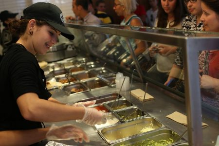 Chipotle Mexican Grill closes restaurant after customer illnesses in Ohio