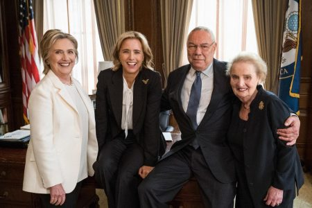 Hillary Clinton, Colin Powell And Madeleine Albright Set to Play Themselves in New Season of 'Madam Secretary'