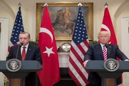 Turkish president's spokesman: US needs to take Turkey's security concerns 'seriously'
