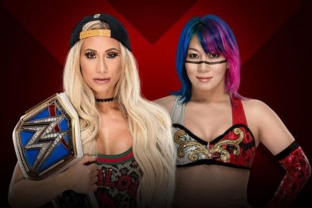 Carmella Beats Asuka, Retains SmackDown Women's Title at WWE Extreme Rules 2018