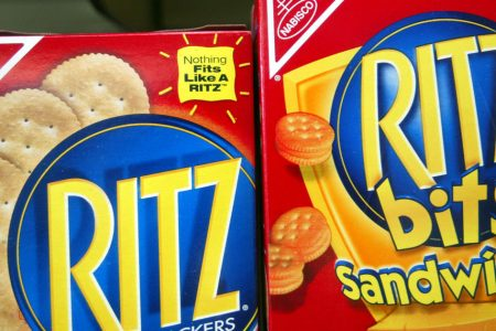 Some Ritz Cracker products recalled over possible salmonella risk