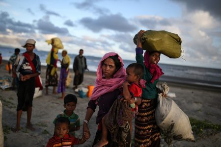 A New Report Exposes Myanmar's 'Extensive and Systematic Preparations' for Rohingya Atrocities