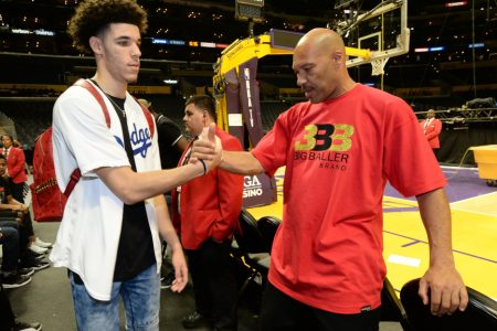 Lonzo Ball: JBA 'forced' NBA to lower age limit for draft eligibility