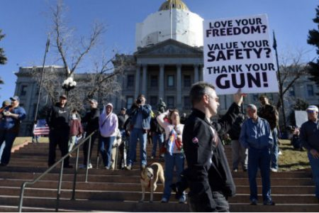 Appeals court rules Constitution protects right to openly carry gun in public