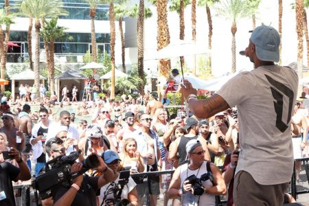 Welcome to the Las Vegas Summer League, Where the NBA Meets, Greets and Parties