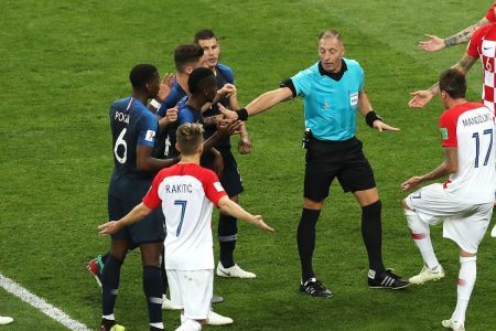 Croatia Coach Rips VAR After World Cup Loss: You Don't Give a Penalty Like That