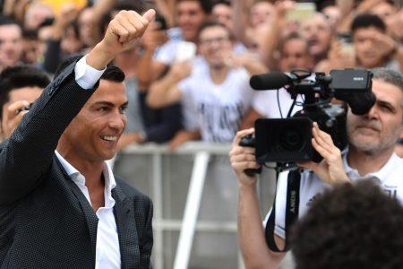 Cristiano Ronaldo Talks Juventus Move, Says Players His Age Go to China, Qatar
