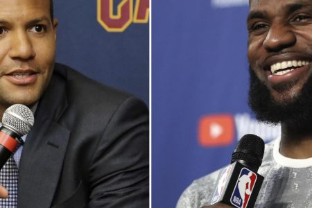 LeBron James' Joining Lakers Carries 'Level of Hurt,' Cavs GM Koby Altman Says
