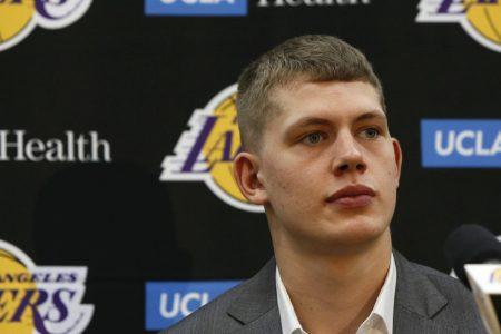 Lakers News: Moritz Wagner to Miss Summer League Due to Knee Injury
