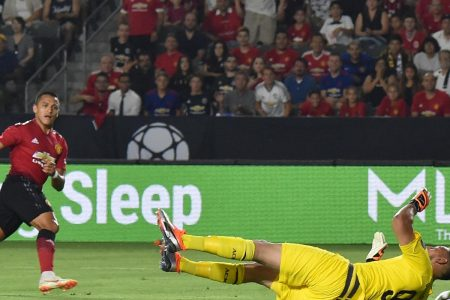 Manchester United Beats Milan on Penalties in 2018 ICC