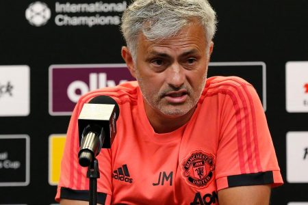 Report: Manchester United Players Fear Jose Mourinho Mood Swings Will Ruin Club