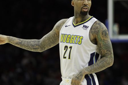 Wilson Chandler, Draft Pick Reportedly Traded to 76ers