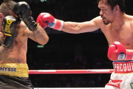Manny Pacquiao Reveals He Wants to Fight Again in 2018 After Lucas Matthysse Win