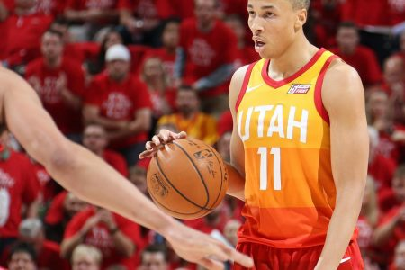 Dante Exum, Jazz Reportedly Agree to 3-Year, $33 Million Contract