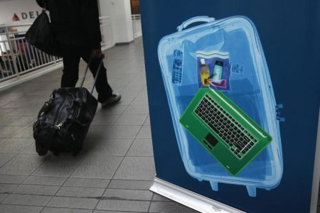 New airport scanners could mean you'll never have to remove items from luggage again