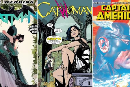 5 comics to read this July, from superhero weddings to a whole new world
