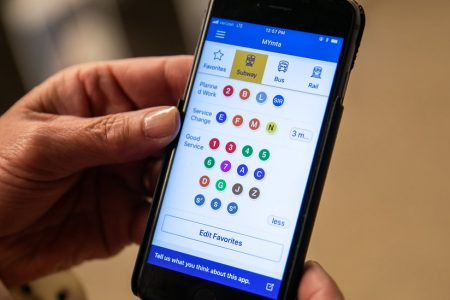 New York Today: A New App From the MTA