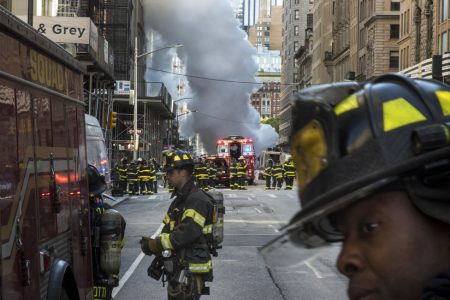Asbestos Confirmed in Steam Pipe That Exploded in Manhattan