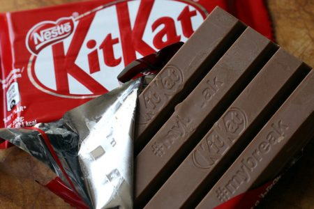 Does Kit Kat's Shape Deserve a Trademark? EU Adds a Hurdle.