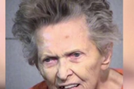 """Bizarre"": Arizona woman, 92, shoots 72-year-old son to death, police say"
