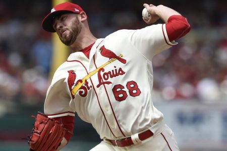 Cardinals' Gomber will have a tough act to follow in first major league start