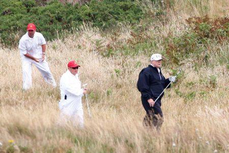 Trump's Scottish Golf Course 'Partially Destroyed' Entire Region's Natural Ecosystem, Documents Allege