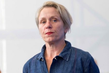 Frances McDormand to play God in Good Omens