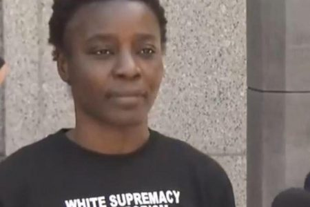 """""""I went as high as I could"""": Statue of Liberty climber cheered outside court"""