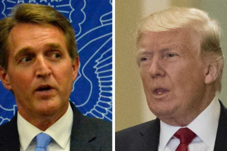 Flake hits Trump over criticism of EU: We need our allies with us