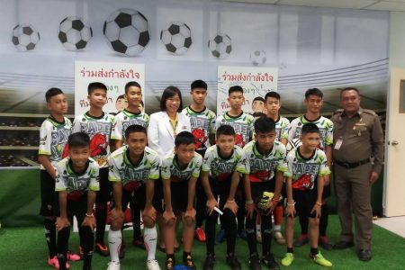 Thai soccer team to speak about cave ordeal after release from hospital