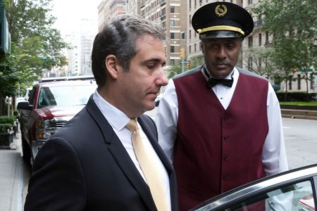 Michael Cohen, Trump's Former Fixer, Reaches Plea Deal Over Payments to Women
