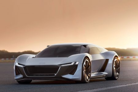Audi reveals electric supercar: PB 18 e-tron goes 0 to 60 in 2 seconds