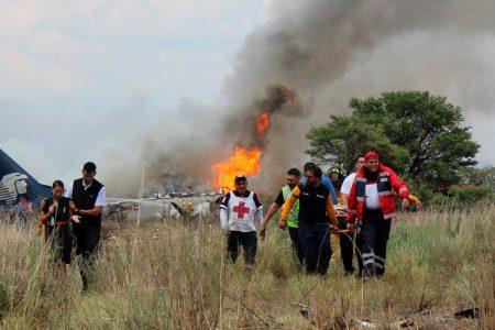 'God, Come to Our Aid': Survivors Describe Mexico Plane Crash