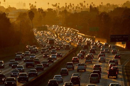 Trump Unveils His Plan to Weaken Car Pollution Rules