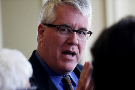 Top New Hampshire Democrat Arrested on Domestic Violence Charges