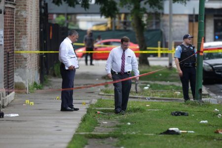 In Chicago Shootings, 30 Victims in 2 Hours and 48 Minutes