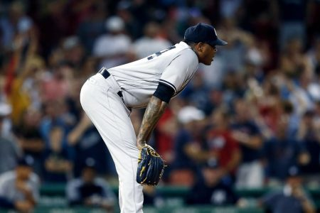As Red Sox Creep Away, Yankees Check Their Rearview Mirror