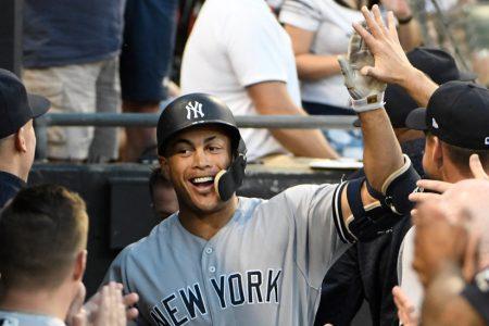 Yankees Keep Their Home Runs Away From Adam Engel, for a Change