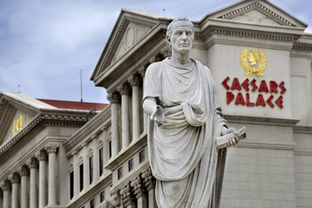 Casino carnage as Caesars tumbles as much as 24% on poor Las Vegas outlook