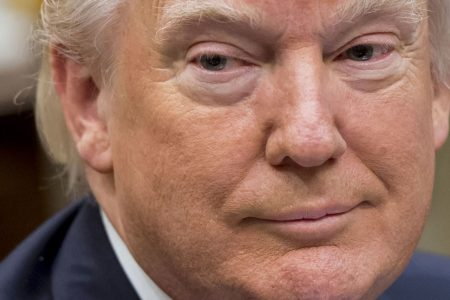 Trump says it's 'very dangerous' when Twitter, Facebook self-regulate content
